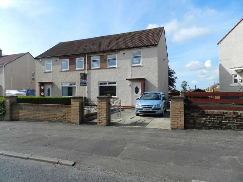 3 Bedrooms Semi Detached House for sale in Todhill, Kilmarnock