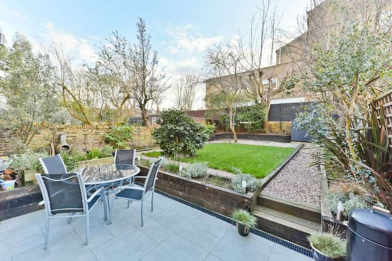 3 Bedrooms Flat for sale in Portland Rise, London N4