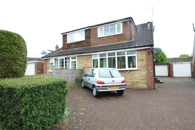 3 Bedrooms Semi Detached House for sale in Church Lane, Birstall, BATLEY, West Yorkshire
