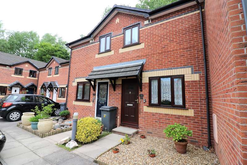 2 Bedrooms House for sale in Manorside Close, Wirral, CH49 4RG
