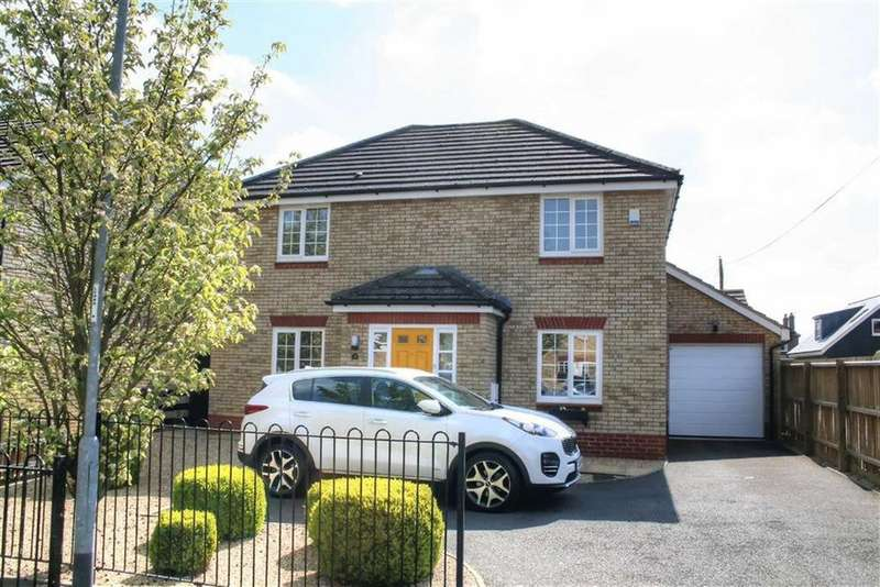 4 Bedrooms Detached House for sale in Goldfinch Drive, Cottenham, Cambridge