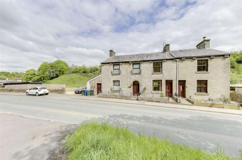 3 Bedrooms Town House for sale in Burnley Road East, Lumb, Rossendale