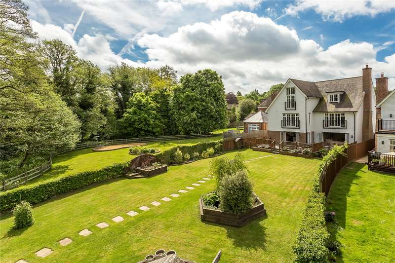 5 Bedrooms Detached House for sale in Watermill Close, Brasted, Westerham, TN16