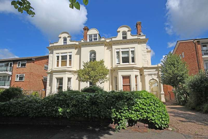 1 Bedroom Ground Flat for sale in Binswood Avenue, Leamington Spa