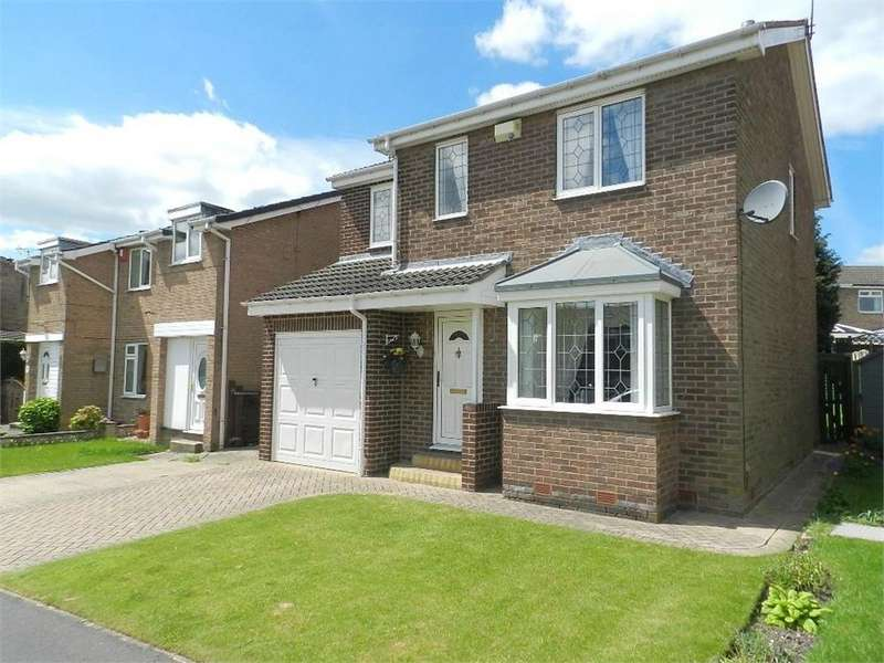 4 Bedrooms Detached House for sale in Rockwood Close, Chapeltown, SHEFFIELD, South Yorkshire