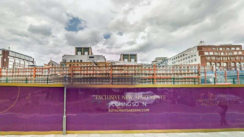 1 Bedroom Flat for sale in Royal Mint Gardens, Rosemary Block, Aldgate, E1