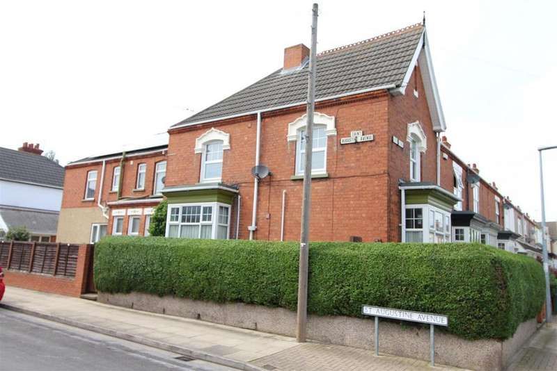 4 Bedrooms Semi Detached House for sale in Legsby Avenue, Grimsby
