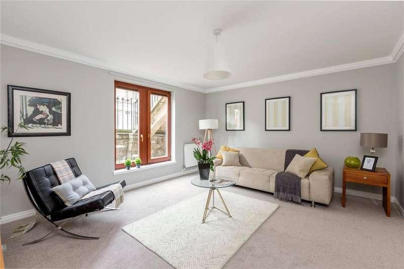 2 Bedrooms Flat for sale in 101B/2 St. Stephen Street, Stockbridge, Edinburgh, EH3