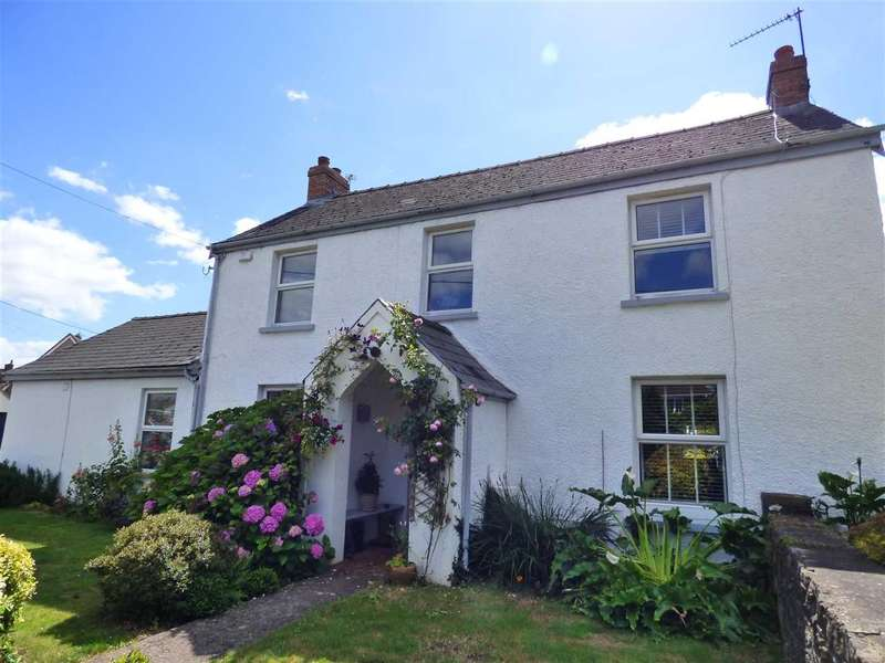 5 Bedrooms Detached House for sale in The Elms, Mathern, Chepstow