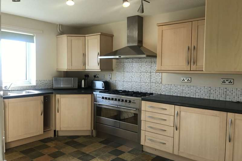 4 Bedrooms Semi Detached House for rent in Prize Close, Clifton, Nottingham, NG11