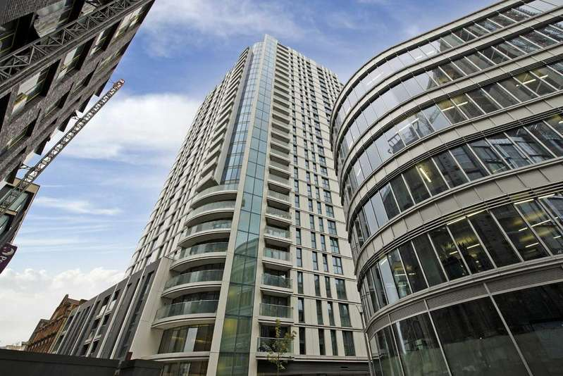 1 Bedroom Apartment Flat for sale in Alie Street, E1
