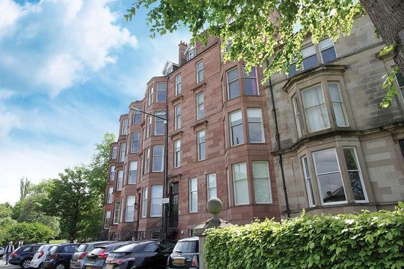 3 Bedrooms Apartment Flat for sale in 8 Kirklee Quadrant, Kirklee, G12 0TS