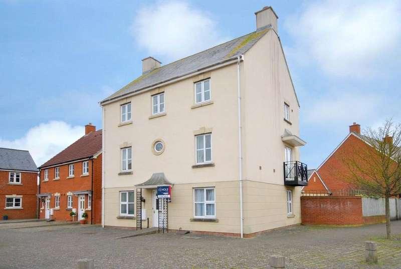 5 Bedrooms Detached House for sale in Longridge Way, Weston Village, Weston-Super-Mare, North Somerset, BS24