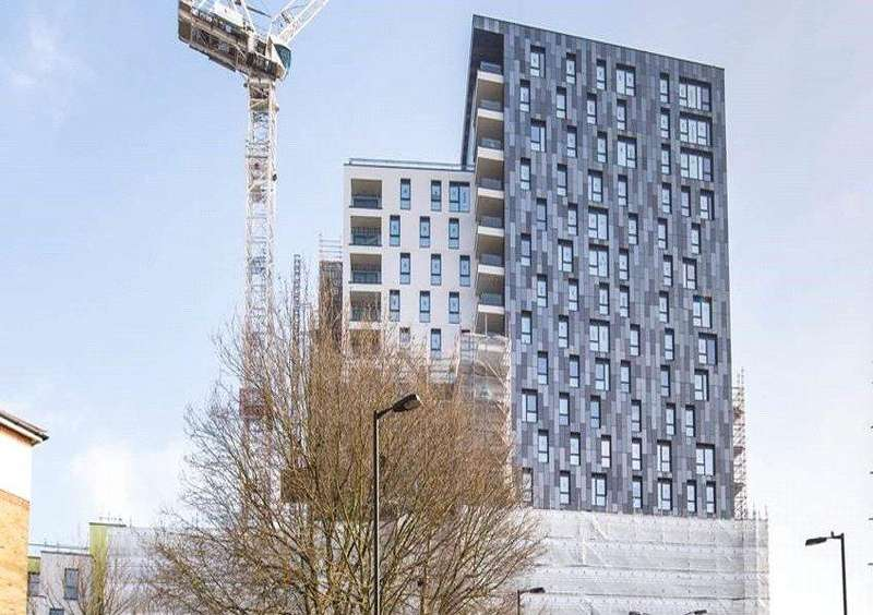 2 Bedrooms Flat for sale in Rotherhithe New Road, London, SE16