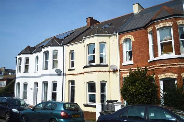 5 Bedrooms Terraced House for sale in 3 Danby Terrace, Exmouth, Devon