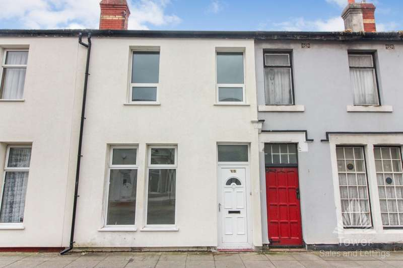 4 Bedrooms Terraced House for sale in Erdington Road, Blackpool