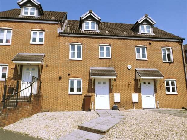 3 Bedrooms Terraced House for sale in Groeswen Park, Margam, Port Talbot, West Glamorgan