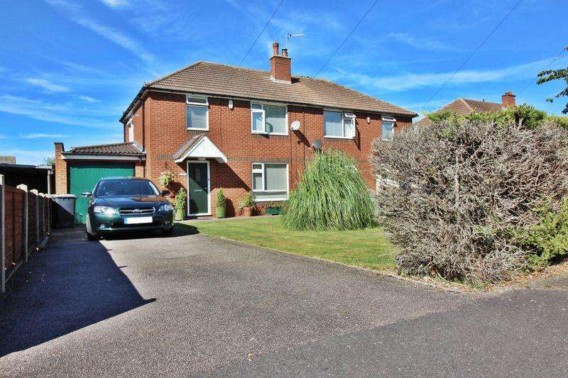 3 Bedrooms Semi Detached House for sale in Shillington