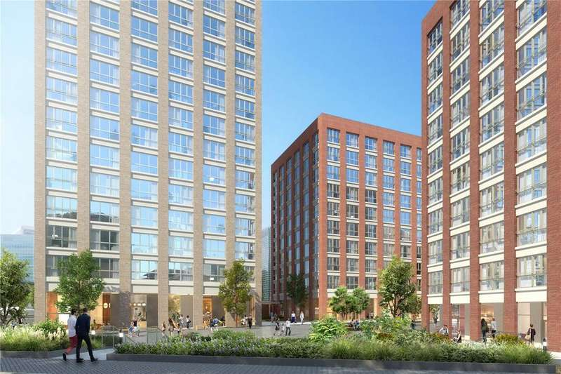 2 Bedrooms Apartment Flat for sale in Perseus Building, Blackwall Reach, E14
