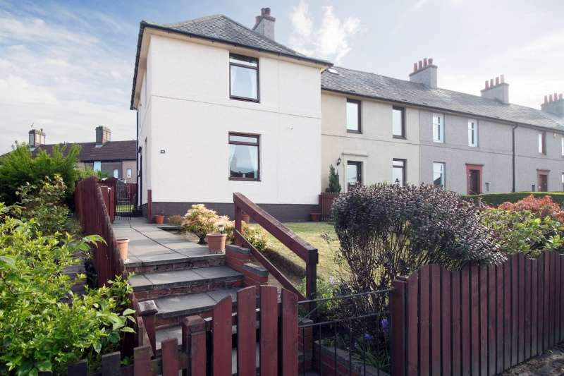 3 Bedrooms Villa House for sale in Admiralty Road, Rosyth, Fife, KY11 2QJ