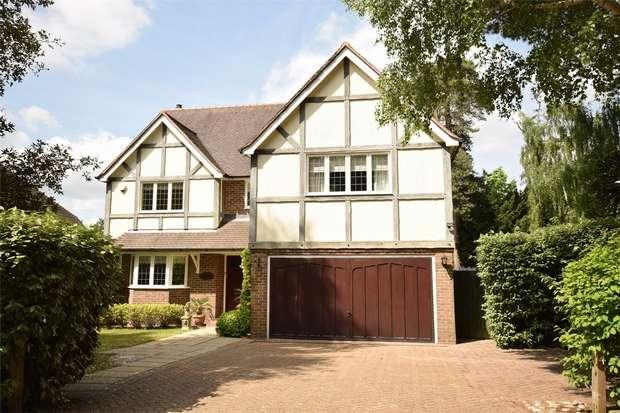 5 Bedrooms Detached House for sale in 4 Oakwood Drive, SEVENOAKS, Kent
