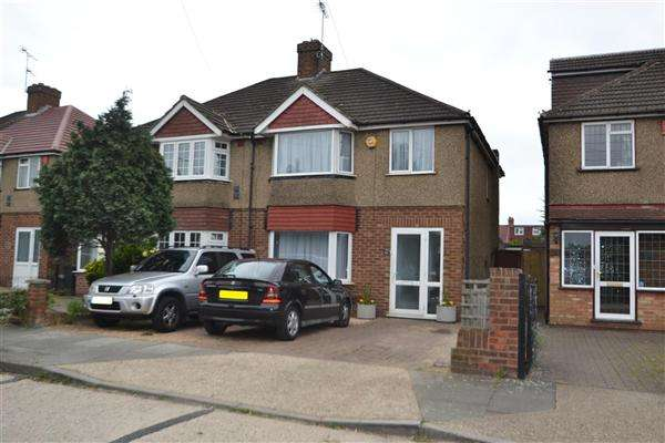 4 Bedrooms Semi Detached House for sale in West View, Bedfont