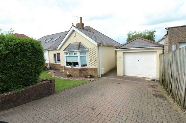 4 Bedrooms Semi Detached Bungalow for sale in Christchurch Road, NEWPORT