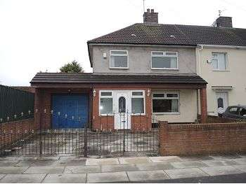 3 Bedrooms End Of Terrace House for sale in Baycliff Road, West Derby, Liverpool