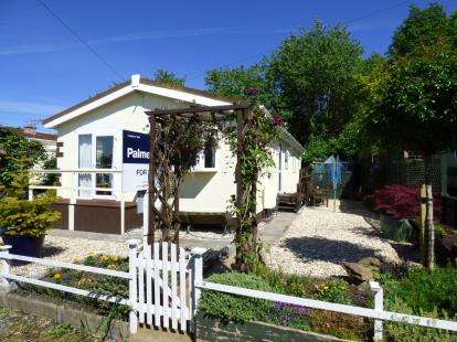 2 Bedrooms Mobile Home for sale in Long Load, Langport, Somerset