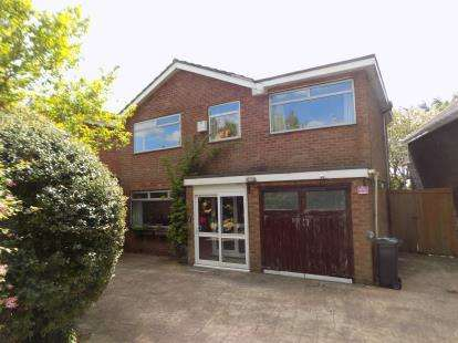 3 Bedrooms Detached House for sale in Barr Common Road, Walsall, West Midlands, .