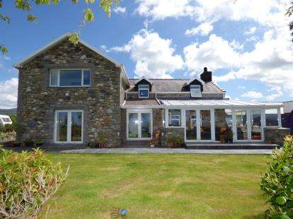 7 Bedrooms Detached House for sale in Bethesda Bach, Caernarfon, Gwynedd, LL54