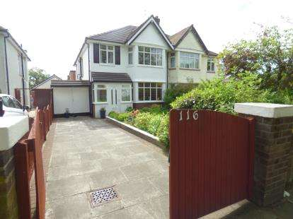 3 Bedrooms Semi Detached House for sale in Preston New Road, Churchtown, Southport, Merseyside, PR9
