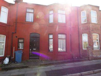 4 Bedrooms Terraced House for sale in St. Johns Avenue, Walton, Liverpool, Merseyside, L9