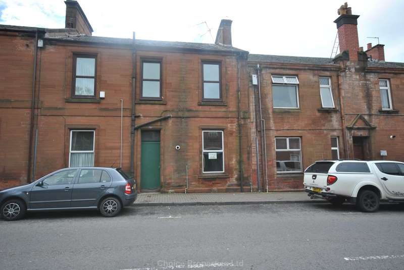4 Bedrooms Flat for sale in Loudoun Street, Mauchline, KA5 5BE