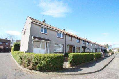 3 Bedrooms End Of Terrace House for sale in Solway Place, Glenrothes
