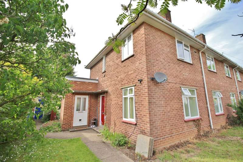 2 Bedrooms Flat for sale in Theobald Road, Norwich