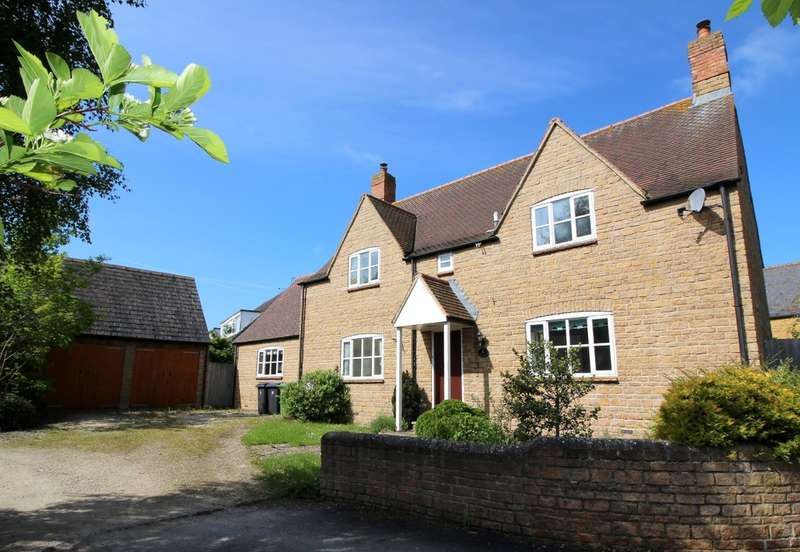 4 Bedrooms Detached House for sale in Upper Tysoe, Warwickshire