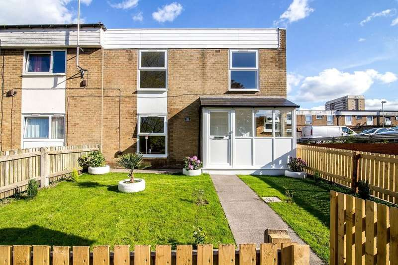 4 Bedrooms End Of Terrace House for sale in Rodney Close, Ladywood, B16 8DP
