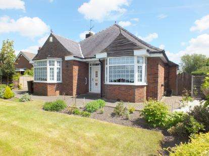 3 Bedrooms Bungalow for sale in Croston Road, Farington Moss, Leyland