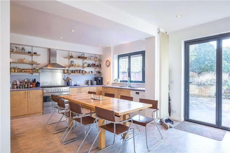 7 Bedrooms Semi Detached House for sale in Church Vale, East Finchley, London, N2
