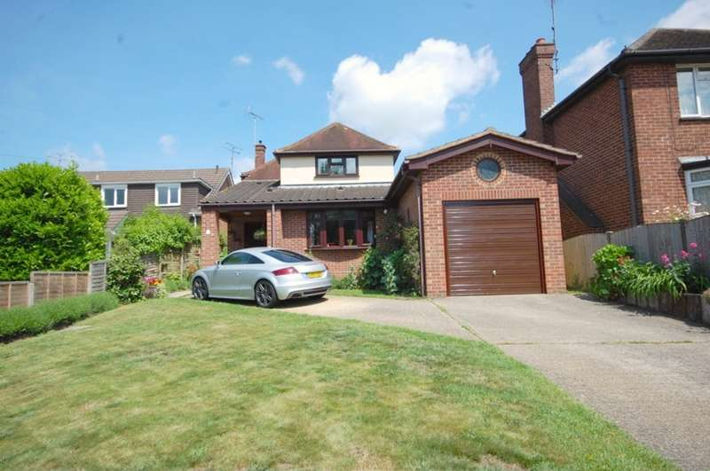 4 Bedrooms Detached House for sale in Patching Hall Lane, Chelmsford, CM1