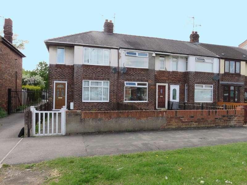 2 Bedrooms House for sale in Calvert Lane, HULL, HU4 6BH