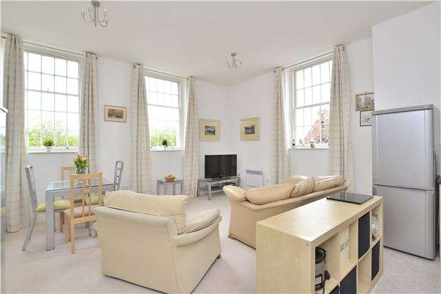 2 Bedrooms Flat for sale in The Crescent, GLOUCESTER, GL1 3LF
