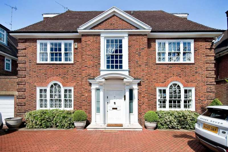 6 Bedrooms House for rent in Hocroft Road, West Hampstead NW2