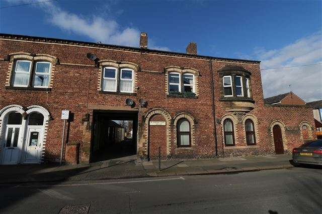 2 Bedrooms Apartment Flat for sale in Norfolk Court, Carlisle, Cumbria, CA2 5JD