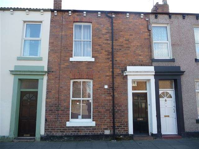 2 Bedrooms Terraced House for sale in Fusehill Street, Carlisle, CA1 2ES