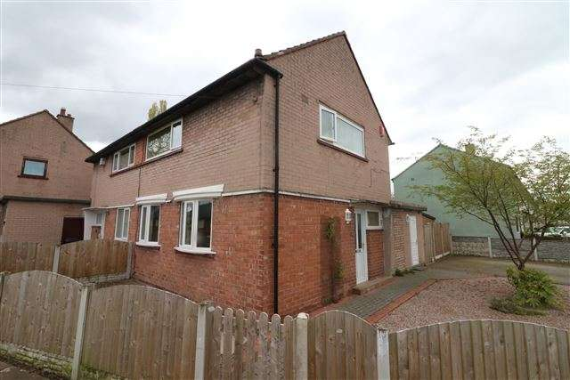 2 Bedrooms Semi Detached House for sale in Oaklands Drive, Carlisle, Cumbria, CA2 4NH