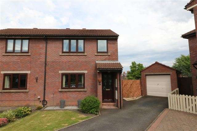3 Bedrooms Semi Detached House for sale in Furze Street, Carlisle, Cumbria, CA1 2DL