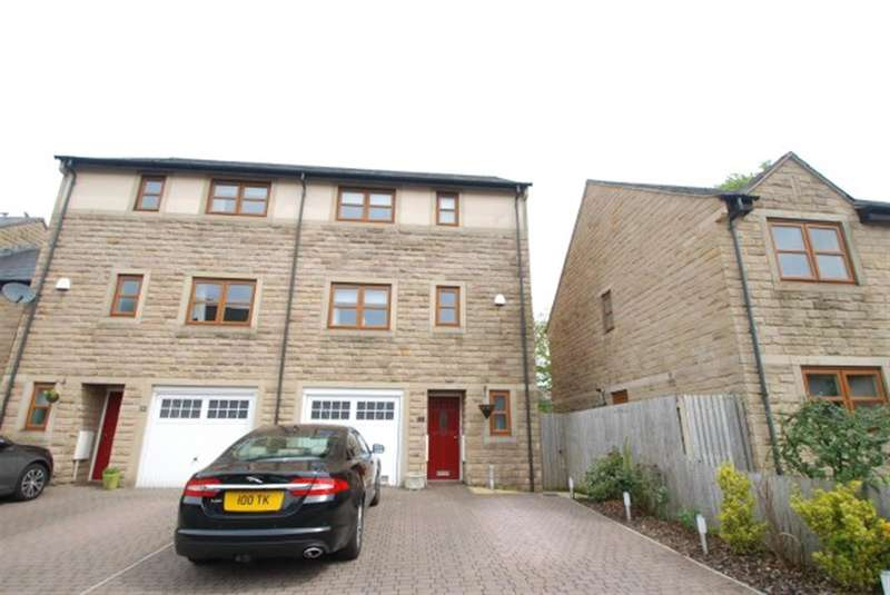 4 Bedrooms Semi Detached House for sale in Tenterfield Close, Greenfield, Oldham, OL3 7FP
