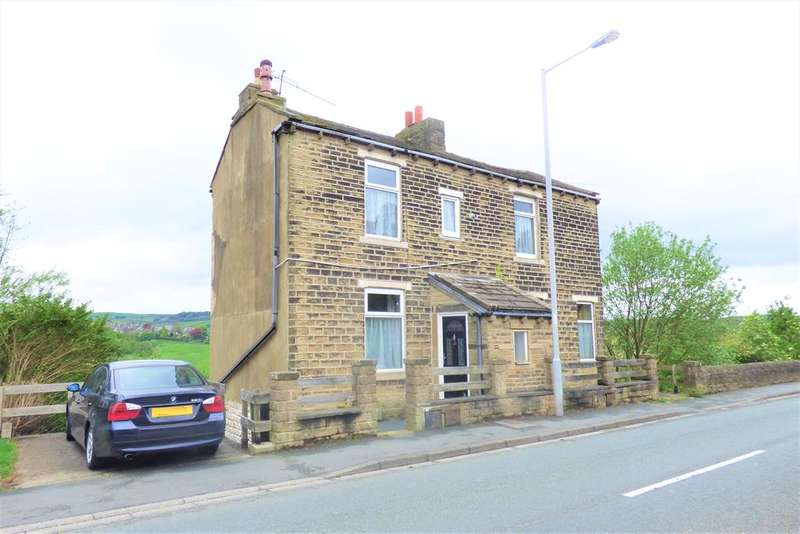 3 Bedrooms Detached House for sale in Hebden Road, Haworth, Keighley, BD22 8RQ